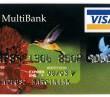 MultiBank - obniża minimalna kwotę dochodu wymaganą do uzyskania karty VISA CREDIT z 1700 zł netto do 1400 zł netto