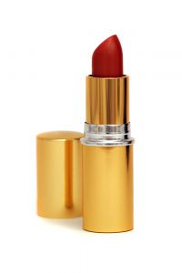 841664_isolated_red_lipstick