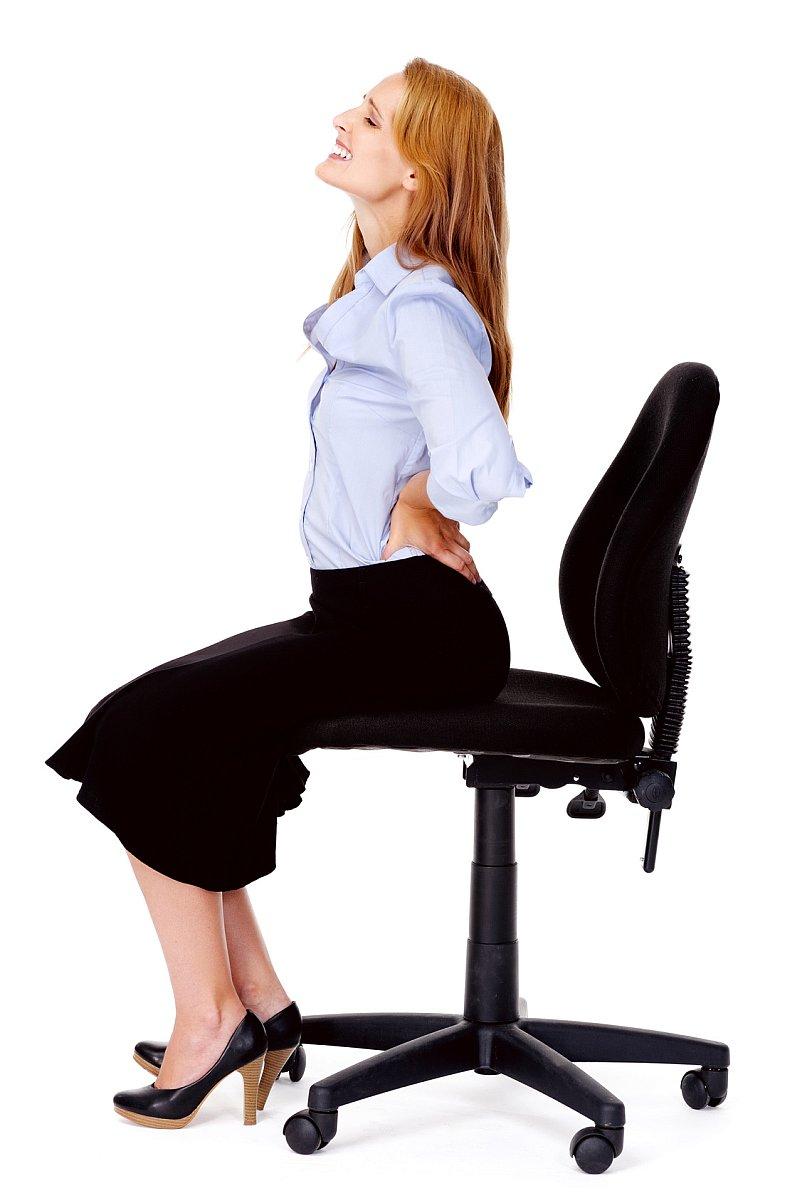 Praca bez bólu ? ergonomia