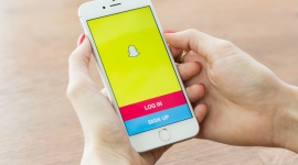 Snapchat w oczekiwaniu na debiut giełdowy BIZNES, Giełda - Szacuje się, że Snapchat może być warty nawet 10 mld dolarów, a to więcej niż PKN Orlen.