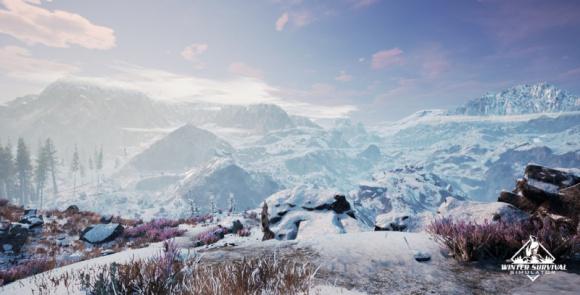 DRAGO entertainment z demo Winter Survival Simulator na Festiwalu Steam BIZNES, Giełda - W lutym, podczas zimowej edycji Festiwalu Gier Steam, DRAGO entertainment przedstawi demo autorskiego projektu Winter Survival Simulator.